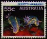 nudibranch stamp-- Australia
